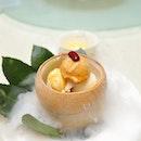 [Crystal Jade Palace] - Chendol with Coconut Ice Cream ($12.80).