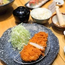 [Japan Gourmet Hall SORA] - One of the concepts at SORA Terminal 1 is katsu curry specialist Yoshimi.
