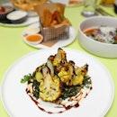 [COMO Cuisine] - Tandoor Cauliflower ($22++).