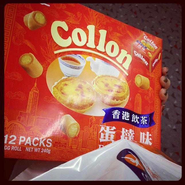 #hk #holiday #collon #food