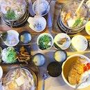 Pork Katsu Curry / Beef Sukiyaki