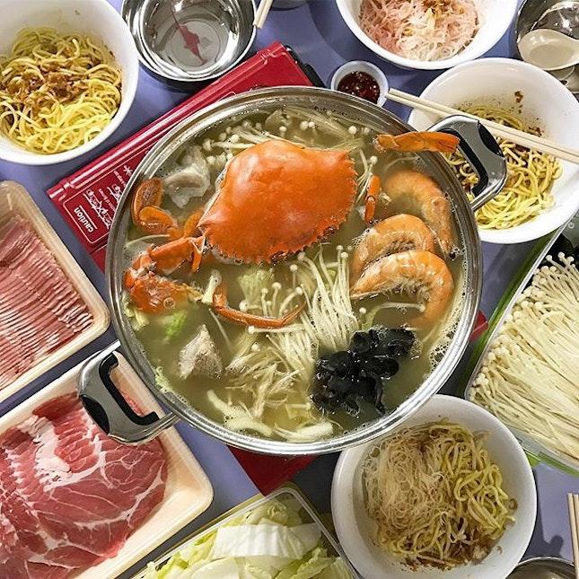 Wen Wen Prawn Noodles