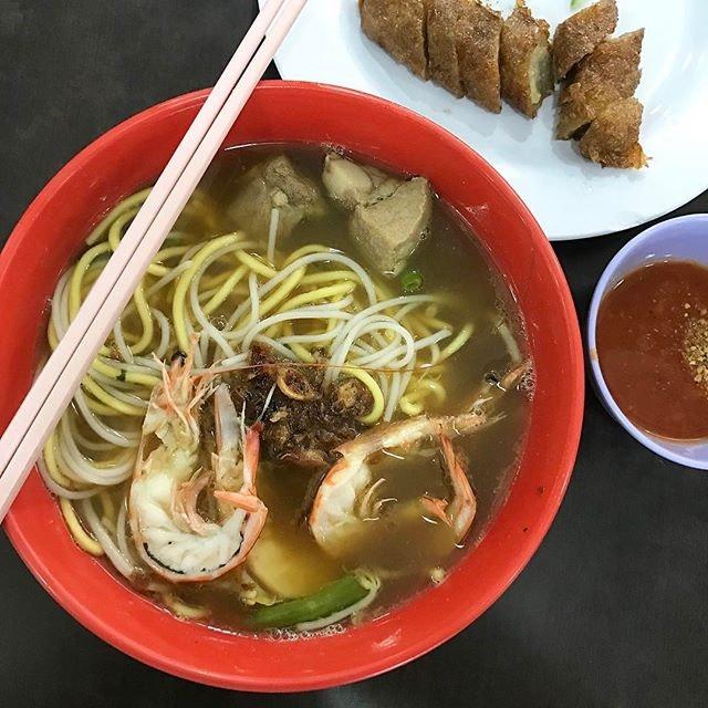Geylang Prawn Noodle