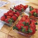 Tochigi Strawberries ($15/punnet)