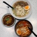 Braised Wagyu Beef Noodle (Signature Tomato Soup Base) - $15.90