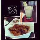 May Special at Coco: Jollof Rice (West African dish).