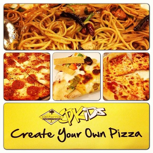 Is California Pizza Kitchen Halal