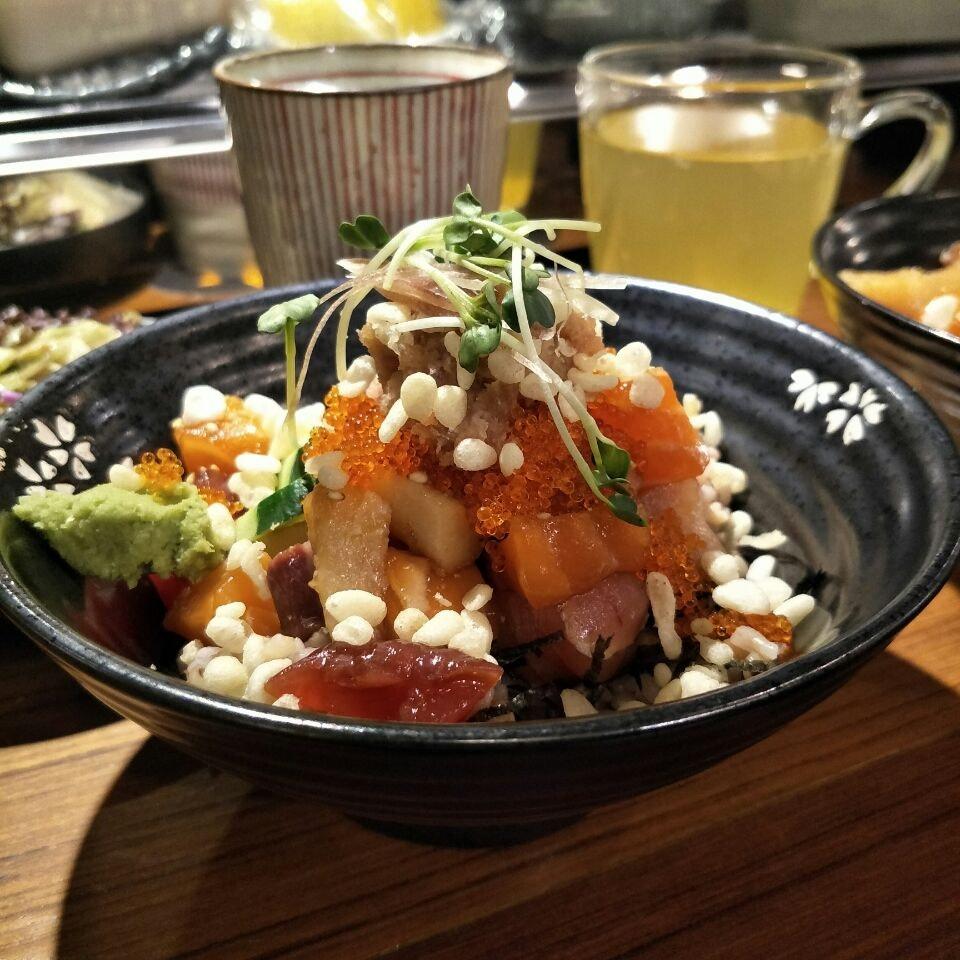 Koji Sushi Bar (Pickering)