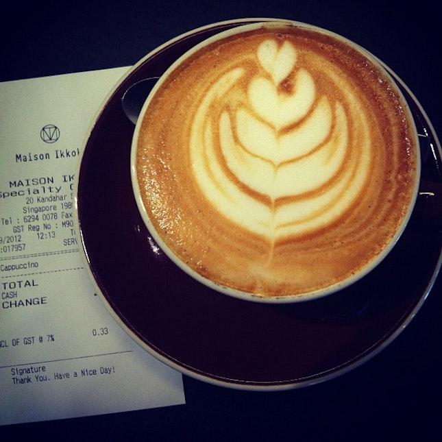 #cappuccino #coffee