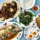 Teochew porridge 😍