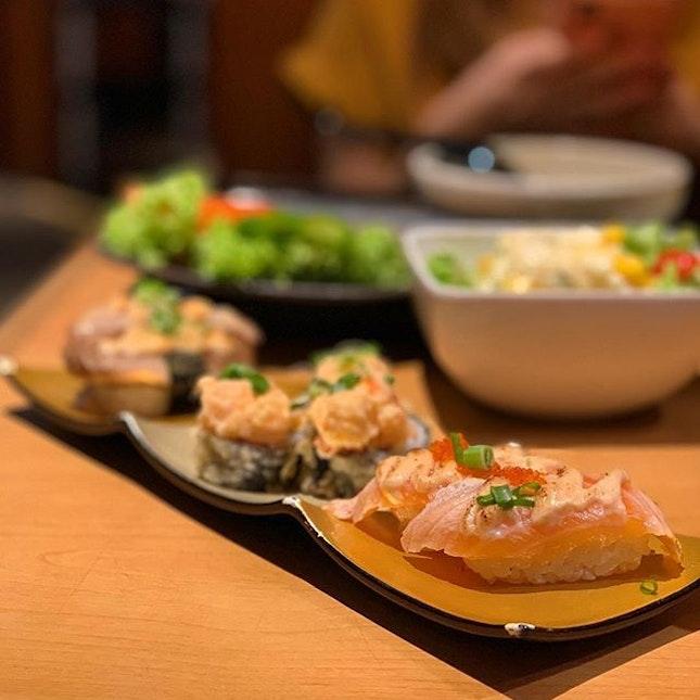 sushi fix 🍣