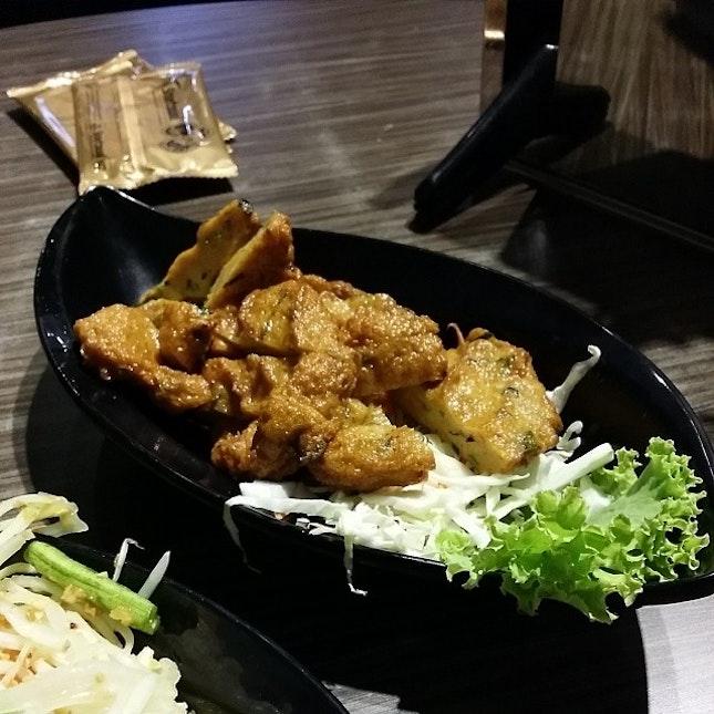Tod Mun Par(thai fish cake) #foodporn #thai