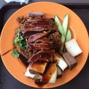 Duck Rice With Dou Gan