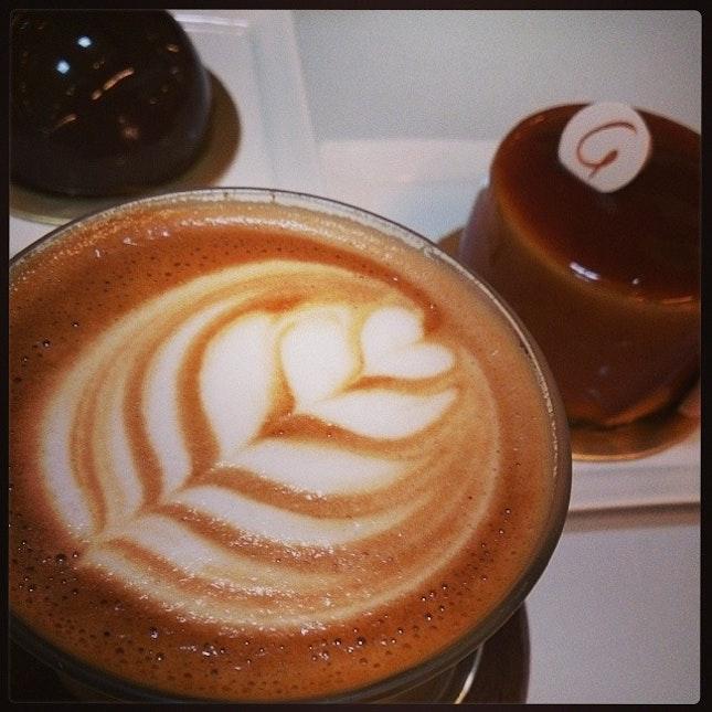 #cafe #latte #sgcafe