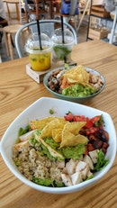 Guacamonster 2.0 and Guac & Hummus Bowl ($15 each)