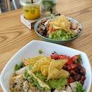 Guacamonster 2.0 and Guac & Hummus Bowl ($15 each)