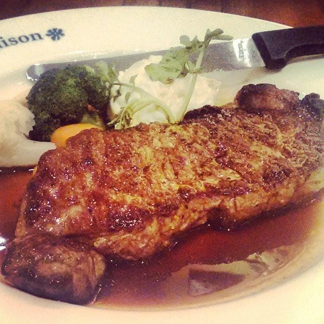#steak #dinner #alohamamaison #mamaison #burpple