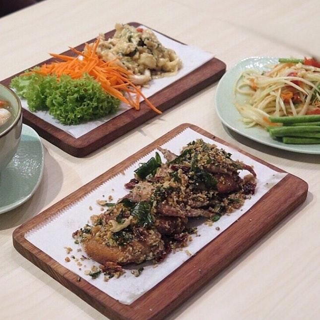 ThaiExpress Songkran New Dishes