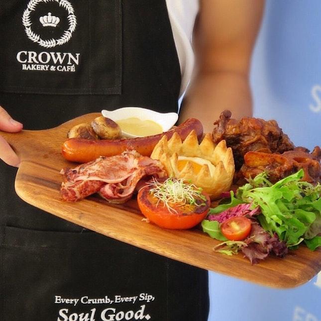 Crown Breakfast $29