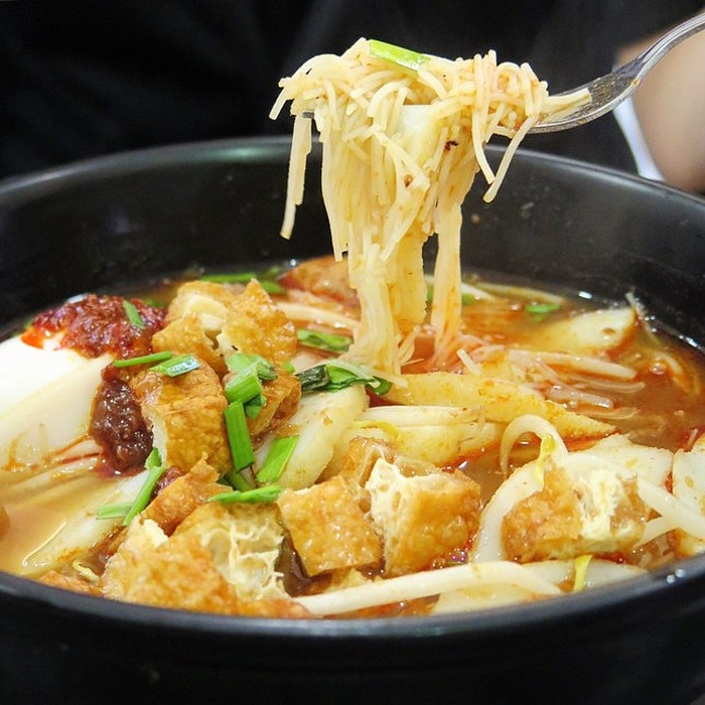 Traditional Mee Siam $5