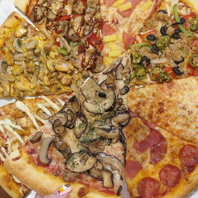 Pizza Places In Singapore