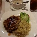 Teriyaki Chicken Chop