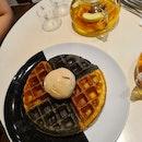 Yuanyang Waffles