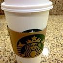 Free upsize on my latte!