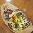 Takoyaki #tokyo #olympus #snack #burpple