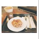 Happy Lemon Starbucks Apple Fritter By James T