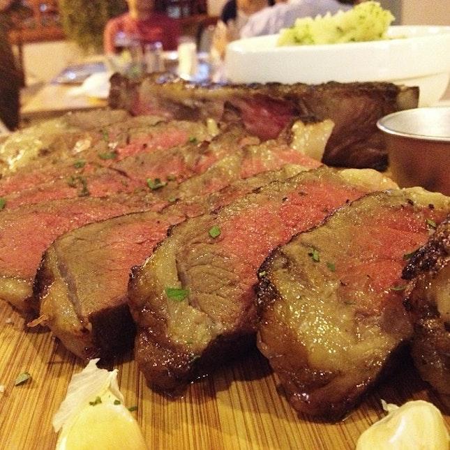 Beef Prime Rib.