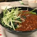Zha Jiang Noodle.