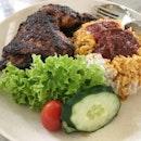 Indonesian Panggang (NUS Techno Edge Canteen)