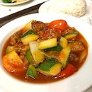 One of my most ordered dish: Sweet and sour pork.