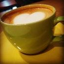 Coffee taste better on Friday ☕ #Coffee #Latte #Burpple