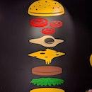 Burger time 🍔 .