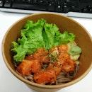MealPal #4/18: Salmon Poke Soba