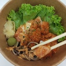 MealPal #14/18 : Spicy Salmon Soba