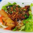 MealPal #16/18 : Grilled Pork Noodle