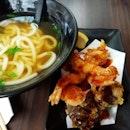 MealPal #17/18 : Tempura Spicy Udon