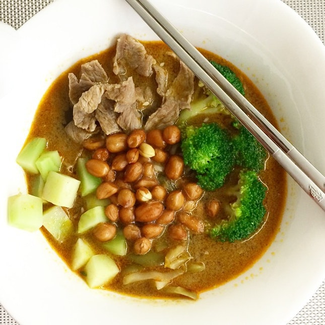 Spicy beef ramyeon!!!