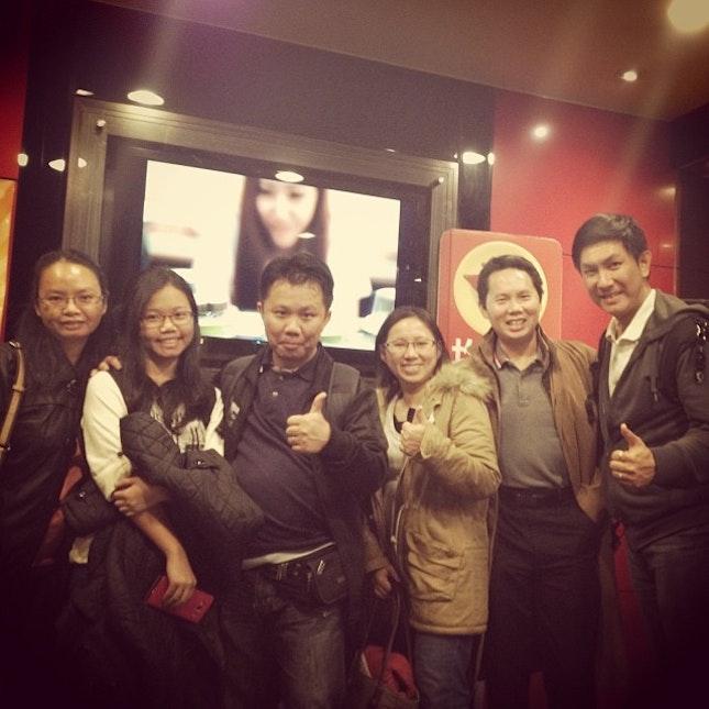 #dinner #gathering #goodfriends #Taipei #Taiwan #301113
