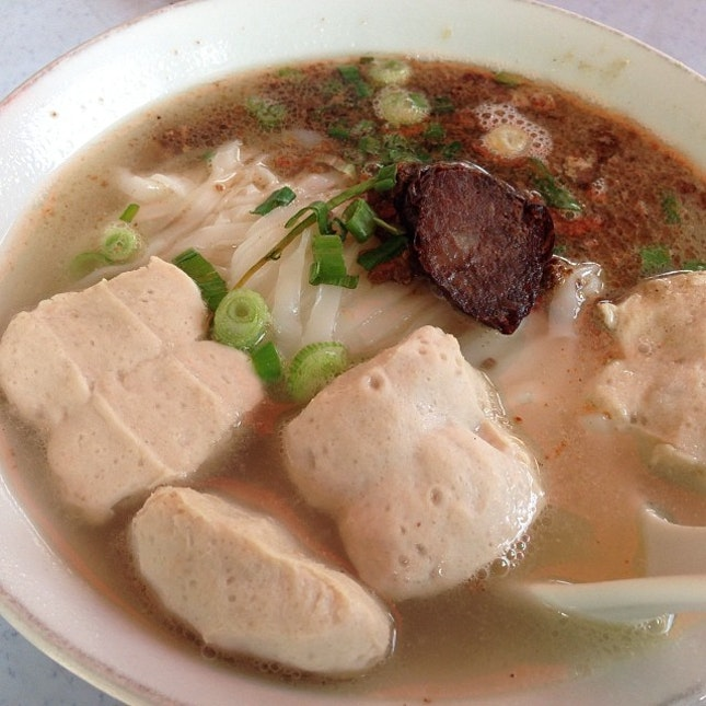 #porknoodles for #lunch #porkball #noodles