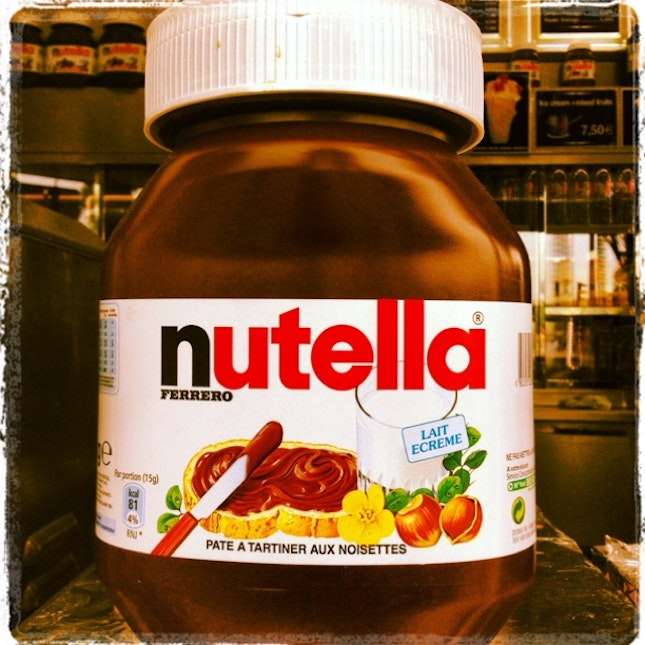 Not Your Ordinary Nutella