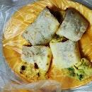 Pork floss 煎饼 #travel #family #food #holiday #taipei