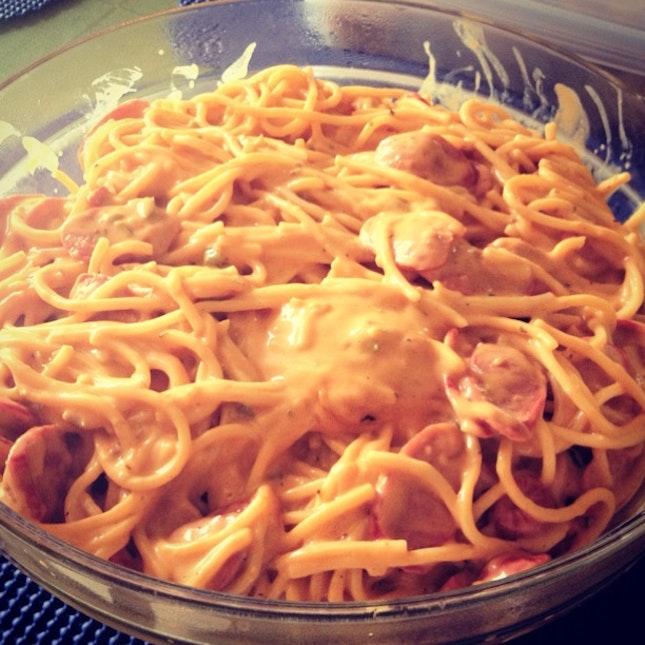 My Mom's Special Spaghetti.. Lamia ning nia!