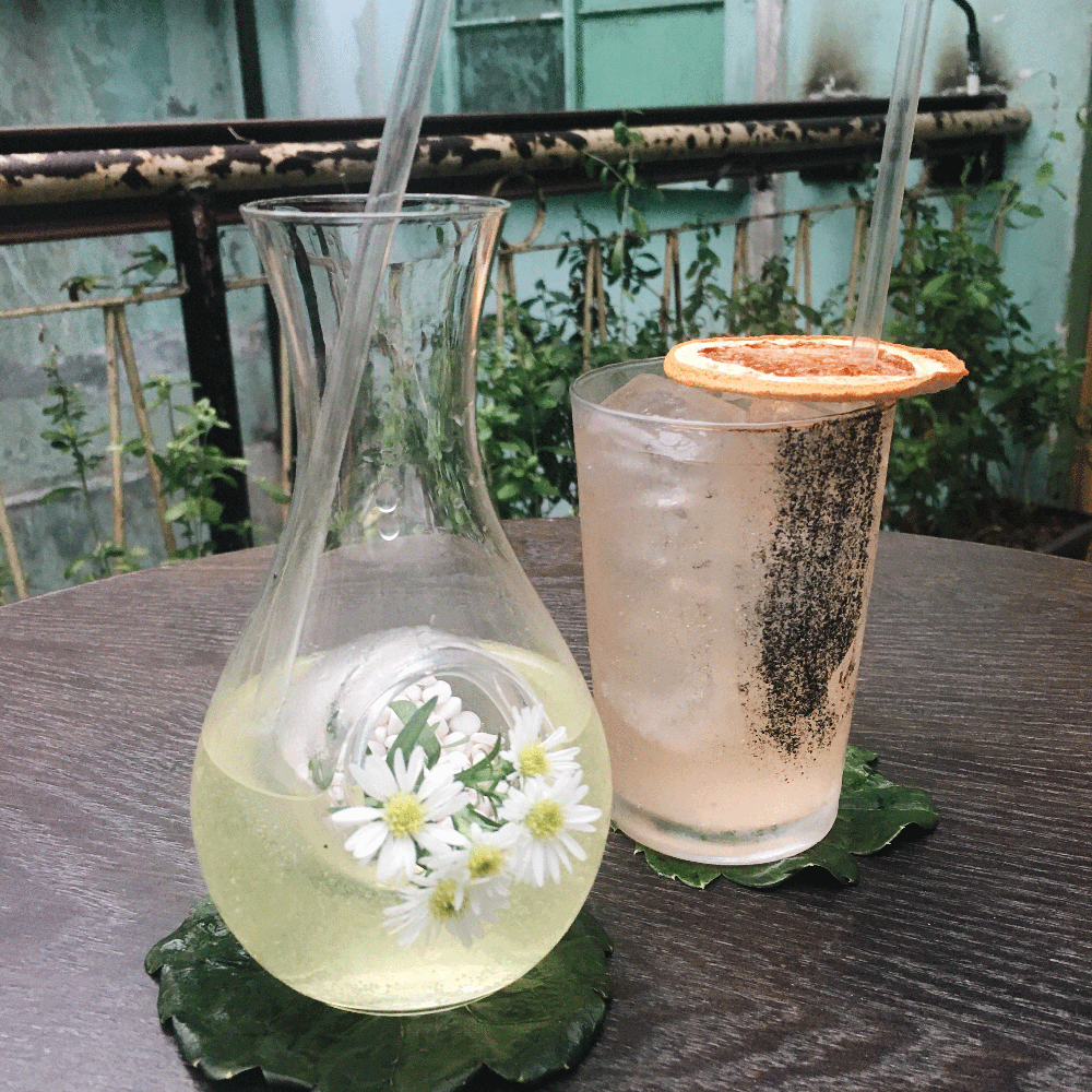 For Botanical-Based Cocktails