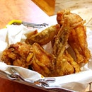 The Spicy Wings which is so good that it left me kept craving for it!!