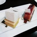 Le Cube Tahitien + Mango Bellini