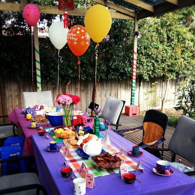 of parties